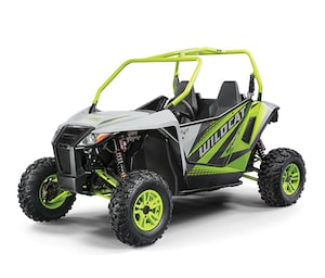 2018 Textron Wildcat Sport LTD