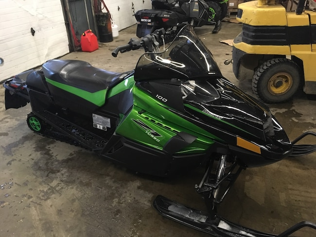 2010 ARCTIC CAT Z1 TURBO SNO PRO LIMITED