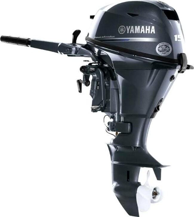 2014 YAMAHA F15