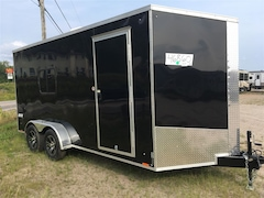 2019 Pace American 7X16 JOURNEY SE CAMPER PACKAGE