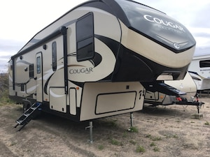 2019 KEYSTONE RV 29RDB COUGAR MAKE AN OFFER? TRADES?