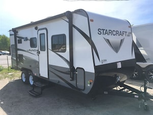 2018 STARCRAFT 19MBS LAUNCH OUTFITTER TRADES WELCOME