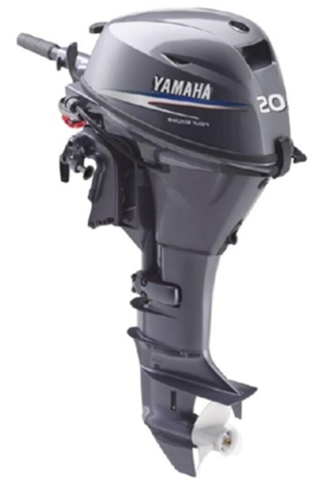 2014 YAMAHA F20