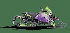 2019 ARCTIC CAT ZR 6000 137 LTD I-ACT Dealer Demo
