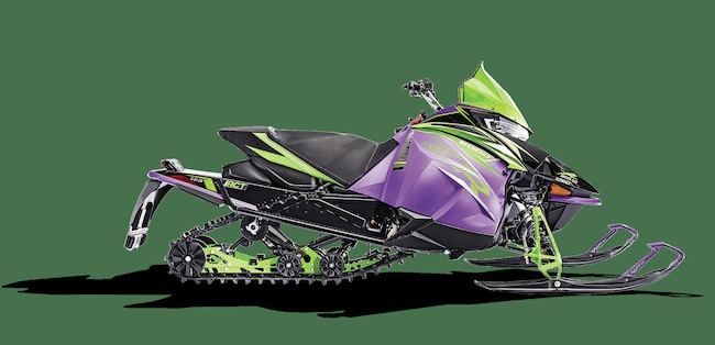 2019 ARCTIC CAT ZR 6000 137 LTD I-ACT Dealer Demo