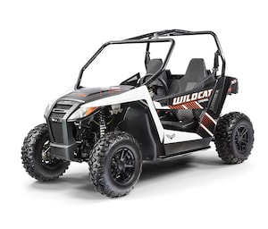 2018 ARCTIC CAT Wildcat Trail XT