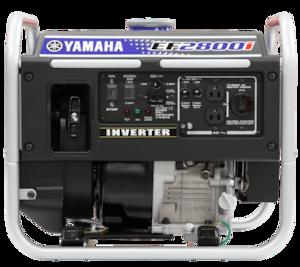 2017 YAMAHA EF2800i