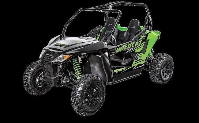 2017 ARCTIC CAT Wildcat Sport XT AS LOW AS $71/WEEKLY OAC