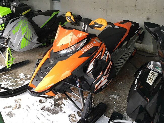 2012 ARCTIC CAT F1100 TURBO SNOPRO TRADES WELCOME