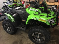 2013 ARCTIC CAT Mudpro 700 Limited EPS