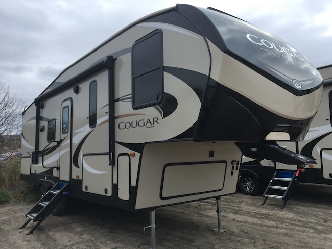 2019 KEYSTONE RV 25RES COUGAR TRADES WELCOME