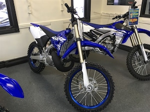 2018 YAMAHA YZ250X 2-Stroke TRADES WELCOME