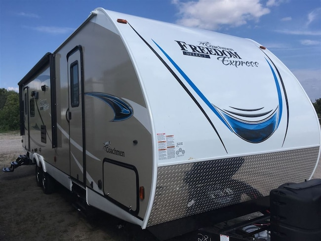 2019 COACHMEN 28.1 SE FREEDOM EXPRESS MAKE AN OFFER? TRADES?
