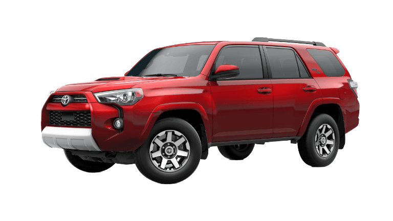 2020 Toyota 4Runner TRD Off-Road - Barcelona Red