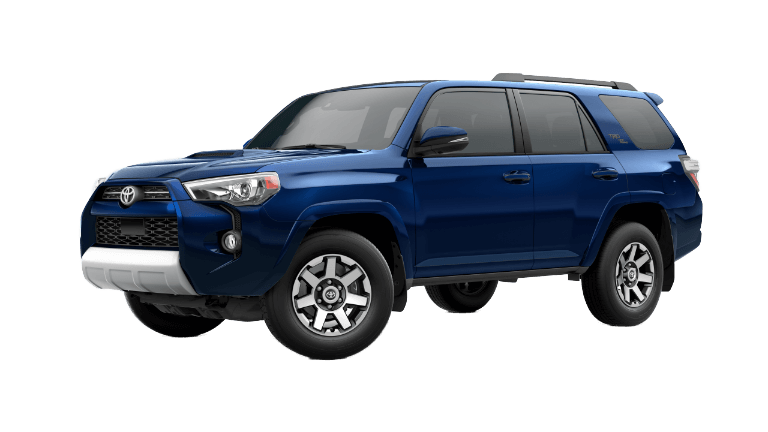2020 Toyota 4Runner TRD Off-Road Premium - Nautical Blue