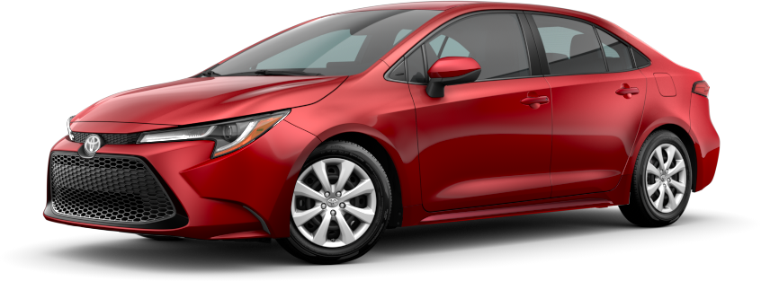 2020 Toyota Corolla lease offer