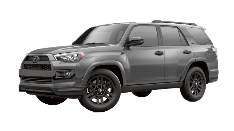 2020 Toyota 4Runner Nightshade Special Edition - Magnetic Gray
