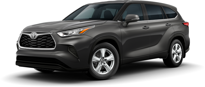 2020 Toyota Highlander lease offer
