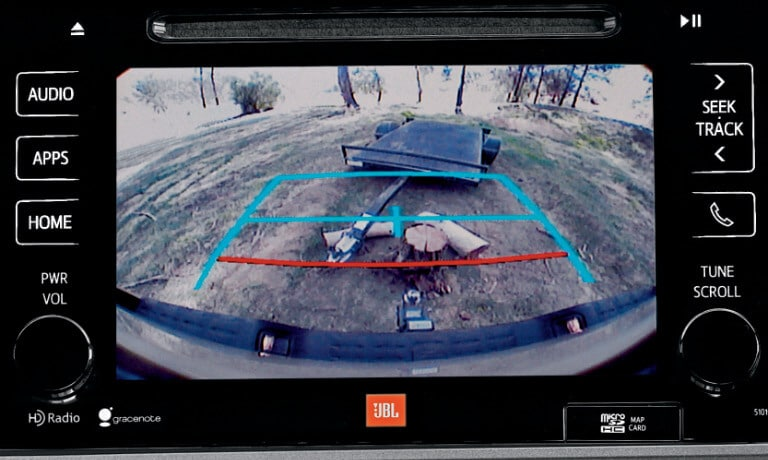 Tacoma backup-cam