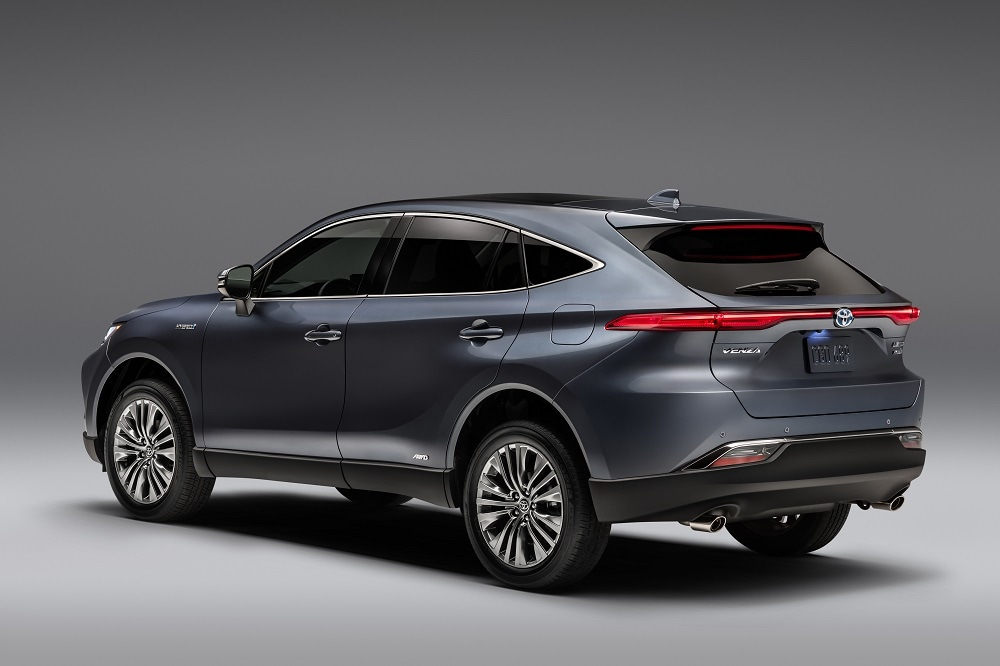 2021 Venza performance