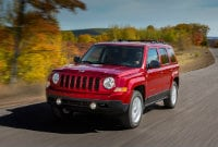 Jeep Patriot service near Newark DE