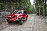 Jeep Wrangler Unlimited maintenance near Middletown DE