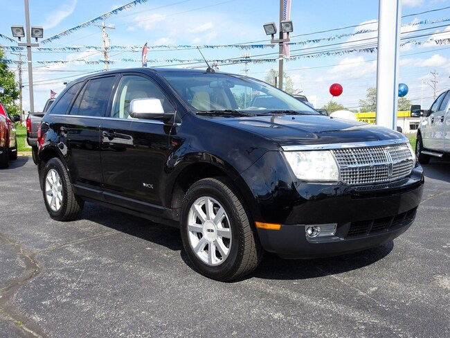 2007 Lincoln MKX Base SUV