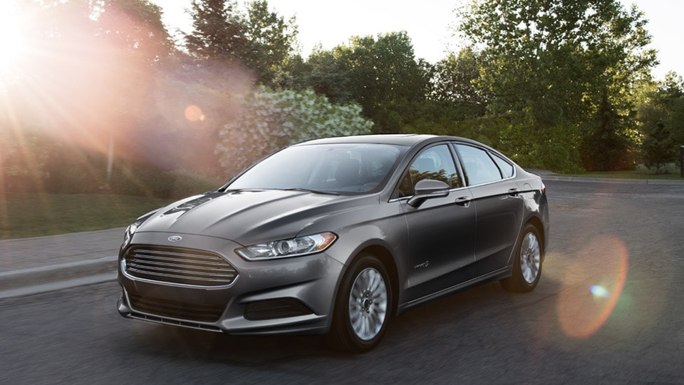 2016 Ford Fusion Near Wilmington DE and Newark DE