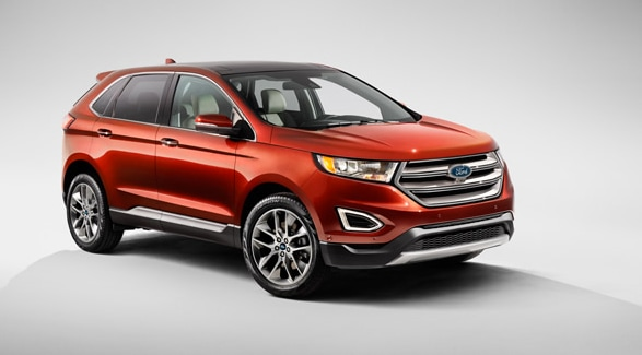 2016 Ford Edge near Middletown DE