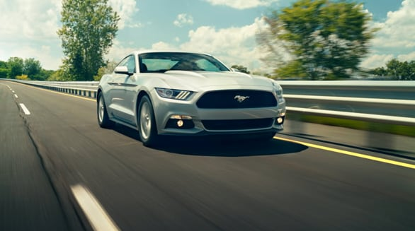 2017 Ford Mustang near Newark DE