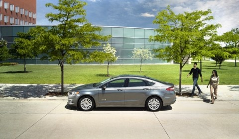 2016 Ford Fusion Hybrid near Wilmington DE