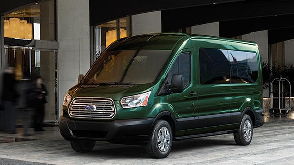 2017 Ford Transit near Wilmington DE