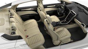 Superb 2014 Ford Fusion Hybrid Interior
