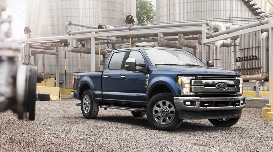 2017 Ford Super Duty near Wilmington DE