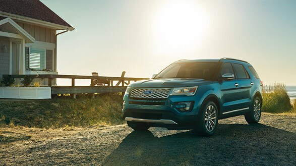 2017 Ford Explorer near Middletown DE