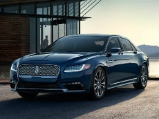 2017 Lincoln Continental near Middletown DE
