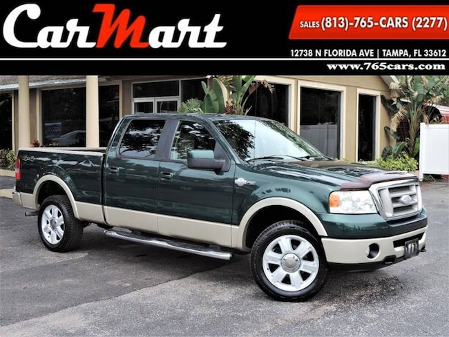 2007 Ford F-150 SuperCrew KING RANCH Truck