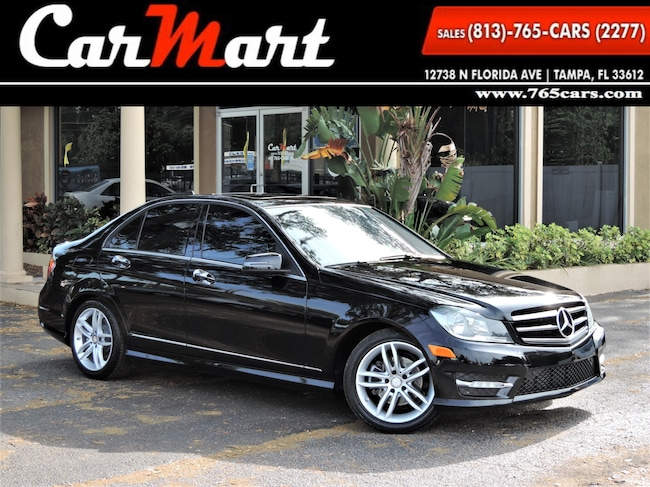 2014 Mercedes-Benz C-Class C 250 Sport Fully Loaded Sedan
