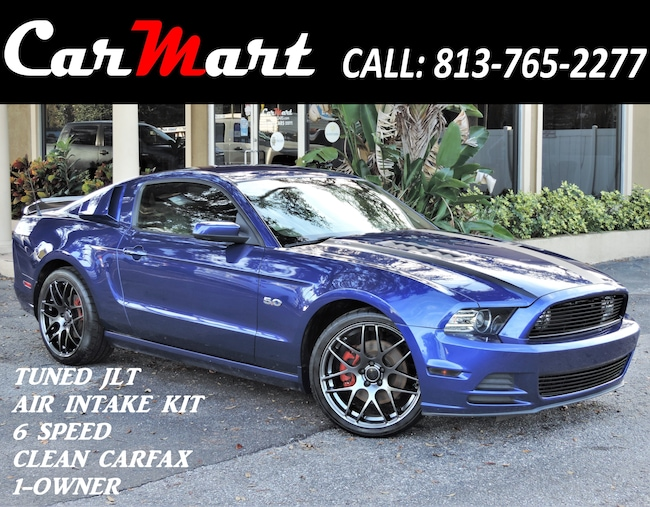 2013 Ford Mustang GT Premium Fastback Coupe