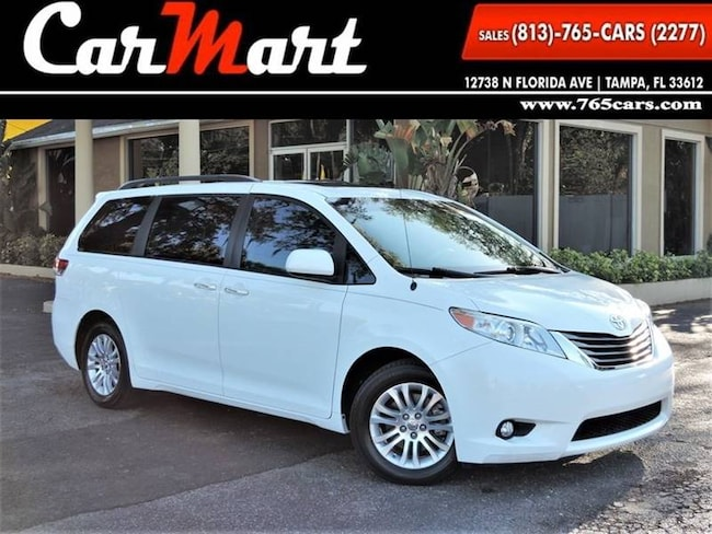 2012 Toyota Sienna XLE 8 Passenger Van