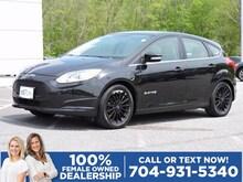 2014 Ford Focus Electric Base Hatchback