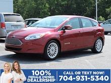 2015 Ford Focus Electric Base Hatchback