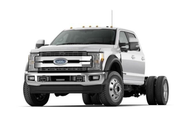 2017 Ford Super Duty F-550 DRW 193 truck