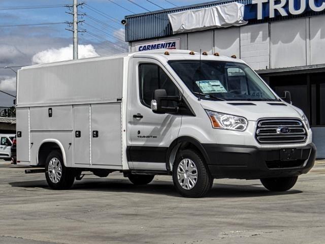 2019 Ford Transit Cutaway T-350 SRW 138 WB 9500 Gvwr truck