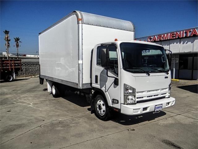 2009 Isuzu NPR Box Truck