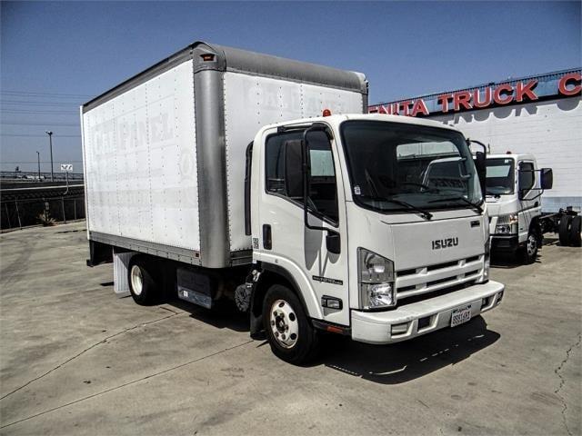 2013 Isuzu NPR Box Truck