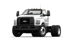 2019 Ford F-650 Dock HGT truck