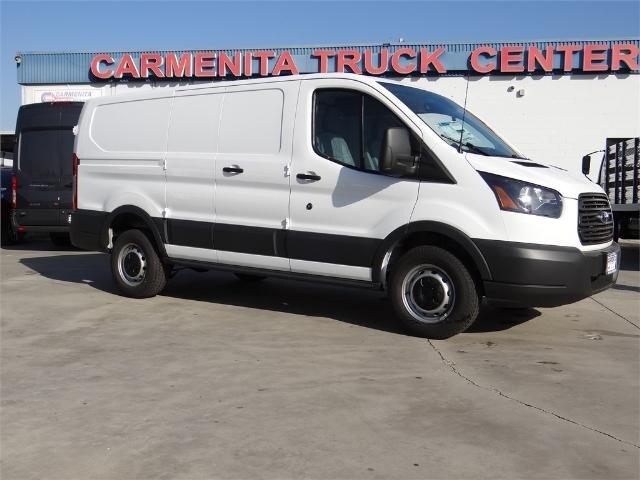 2017 Ford Transit Van T-150 130 LOW RF 8600 Gvwr Swing-OUT RH DR van