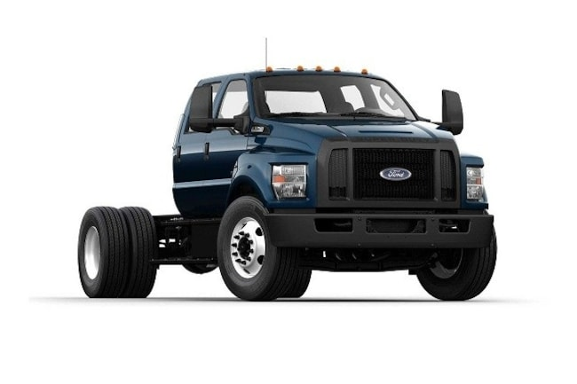2019 Ford F-650-750 F-750 SD Diesel Straight Frame Commercial-truck