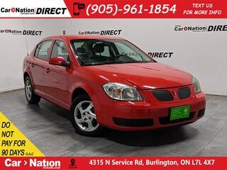 2007 Pontiac G5 | AS-TRADED| LOW KM'S| OPEN SUNDAYS| Sedan